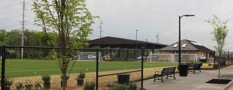 Sansom Soccer Fields