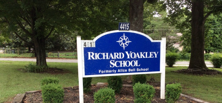 Richard Yoakley School